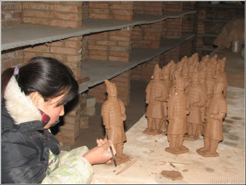 molding terracotta