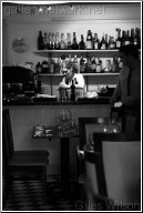 barmaid at work