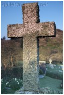 mossy cross
