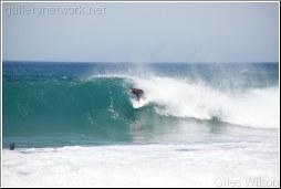 knee boarder - Tom