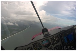 rainshower ahead