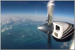 bahamas from FL200