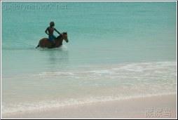 horse back bahamas