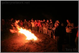bonfire activity
