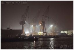 shanghai dockyard