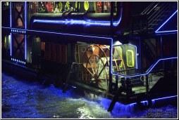 riverboat paddlewheel