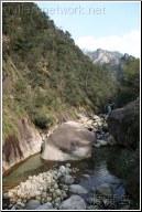 anhui mountain stream