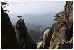 huangshan mountain view