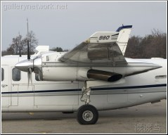 AC695 Rockwell Aerocommander