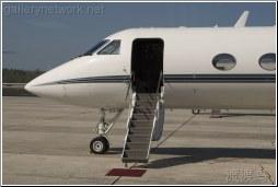 gulfstream jet door