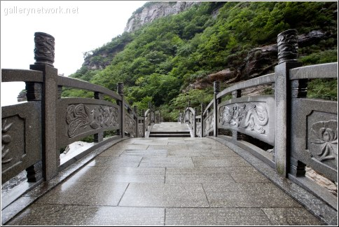 china lushan bridge