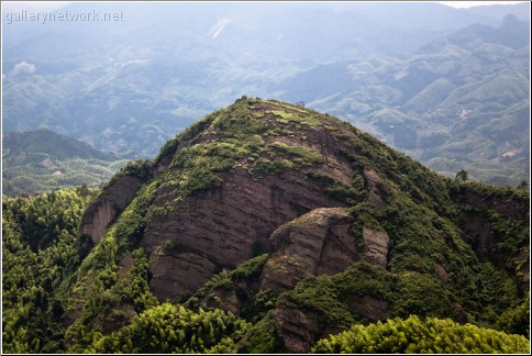 china exotic mountains