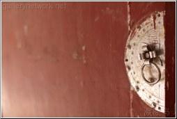 red door ajar