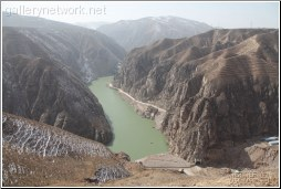 hydroelectric gorge