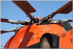 large rotor blades