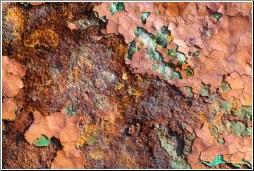 flakey rust