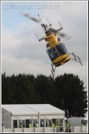 helicopter departure