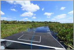 airboat road