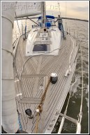 sailboat teak deck