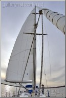partial sail