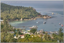 thailand island lookout