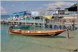 chanaporn wooden boat