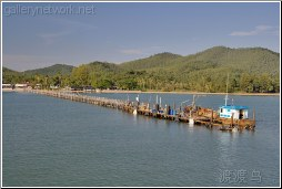 chumphon dock