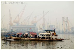 viet ferry barge