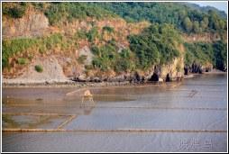 fishing coastal scene