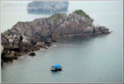 rocky peninsula