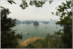 halong lookout