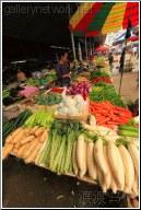vegetable market - 渡渡鸟 .
