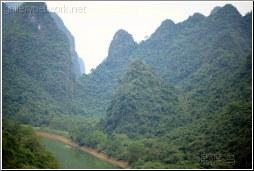 river peaks - 渡渡鸟 .