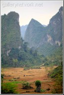 guangxi karst peaks - 渡渡鸟 .