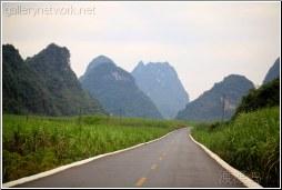 guangxi mountain road - 渡渡鸟 .