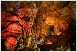 cave huge room
