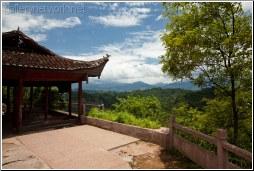 china highlands old building - C K