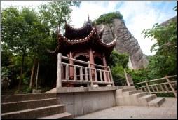 china mountaintop pagoda - C K