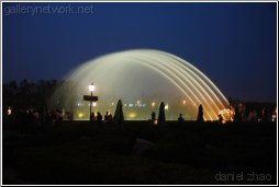 喷泉 - Daniel Zhao