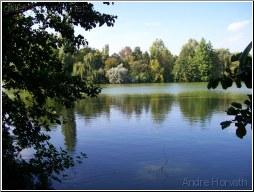 City Lake, Szombathely, Hungary