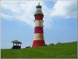 Plymouth, Smeaton`s Tower